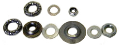 Axle Parts Set for Worksman Adaptable (ADP) Rear Axle