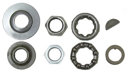Axle Parts Set for Worksman Mover Rear Axle