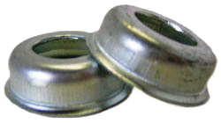 Worksman Trike Rear Free Wheel Ball Cups, (2 To A Set)