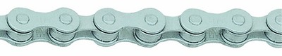 "Chain 1/2 X 1/8"" - 112 Link, zinc plated resist corrosion, for single speed drivetrains"