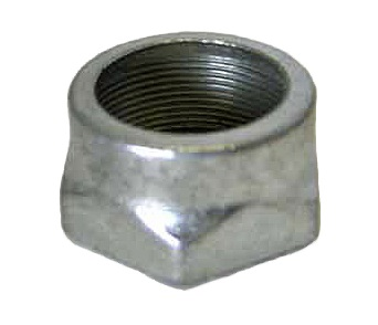 "Headset Lock Nut 1"" for Industrial Bikes & Tricycles"