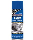 Lube/Cleaner Finishline 1 step metro clean/lube 6oz spray