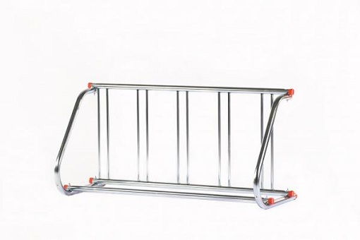 "Parking Stand, single sided for 5 bicycles - 60""."