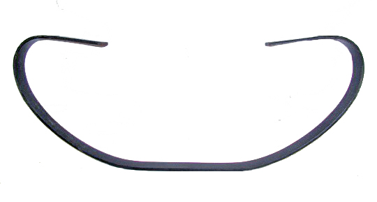 Worksman Model U (Utility) Trike Leaf Spring High Type, Each