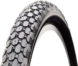 Tire 26 X 2.125 Black wall Heavy Duty (Knobby)