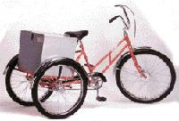 Rear Load Tricycles