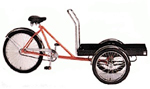 Front Load Tricycles